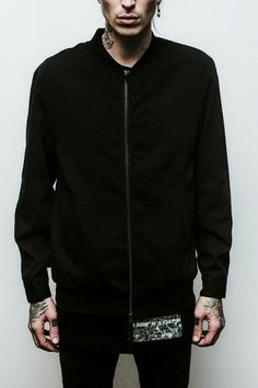 Now in stock! 424 Bomber, machus, fourtwofour on fairfax, menswear,
