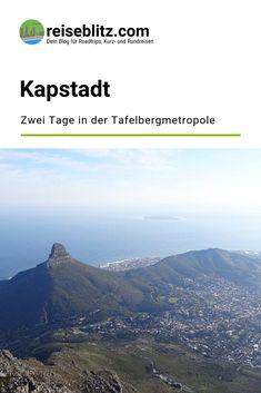 Der Tafelberg in Kapstadt ist wohl jedem ein Begriff. Was du darüber hinaus in zwei Tagen in der südafrikanischen Metropole entdecken kannst, liest du hier. Uganda, Roadtrip, Africa Travel, Desktop Screenshot, Wine Tasting, Cape Town, Continents, Round Trip, Travel Report
