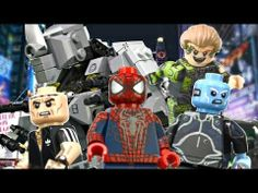 Kmart exclusive amazing spider man 3 pack anti venom pinned by marvelicious toys the - Lego the amazing spider man 3 ...