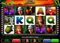 The Jungle II on valtava kolikkopeli netissä, joka on Microgaming kehittäjä! Pelissa on erittäin hyvää grafiikka, surit voitot, erilaiset bonukset, 5 rullat ja 25 voittolinjat!