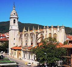 Basílica de la Asunción de Nuestra Señora. Lequitio España Siglo XV