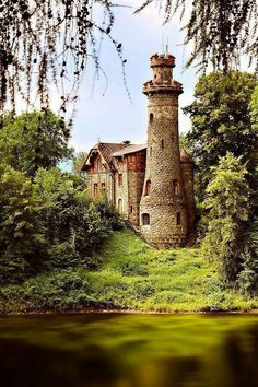 Ancient Castle, Les Kralovstvi, Czech Republic