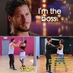 You keep telling yourself that buddy...  Val Chmerkovskiy & Tamar Braxton  -  Dancing With the Stars  -  Season 21  -  fall 2015