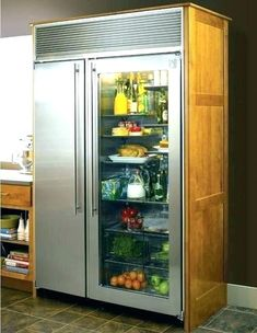 Best 25 Glass Door Refrigerator Ideas On Pinterest Dish