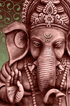 Ganesha, by Sharon Allitt