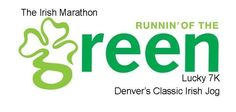 Running of the green March 10th Denver 7K