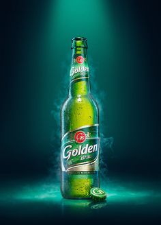 Two shots from a serie of chill-looking visuals made for Golden Brau.Everything is shot on camera using natural steam and enhanced at the postprocessing stage. Thumbs up for our beerstylist Adelina and retoucher Alexandru.
