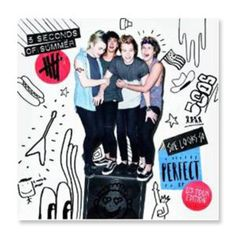 Check out 5SOS: She Looks So Perfect EP - US Tour Edition [Single, EP] on @Merchbar.