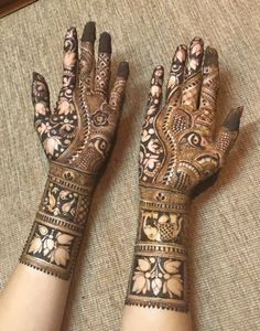 Bridal mehndi designs for every kind of bride Wedding Henna Designs, Engagement Mehndi Designs, Latest Bridal Mehndi Designs, Full Hand Mehndi Designs, Henna Art Designs, Modern Mehndi Designs, Mehndi Designs For Beginners, Mehndi Designs For Girls, Mehndi Design Photos