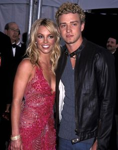 Britney Spears et Justin Timberlake