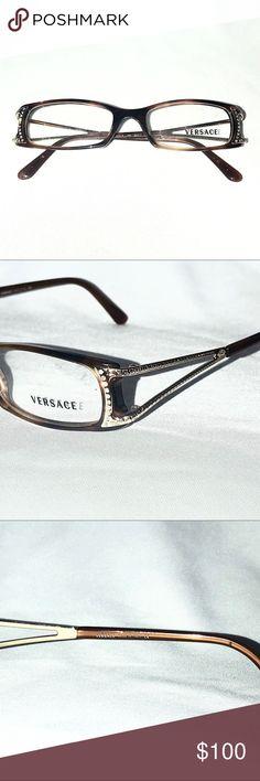 051da7718a VERSACE Eyeglasses Frames Vintage MOD 3969-B 50-17 NEW VERSACE FRAMES (must  get your own prescription) VINTAGE DEMO LENSES HAVE SCUFFS FROM STORAGE OBO  NO ...