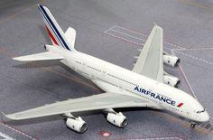 1/200 GeminiJets Air France Airbus A380-800