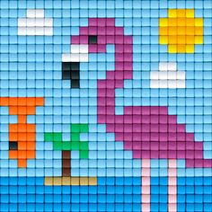 Flamingo | Pixel Party