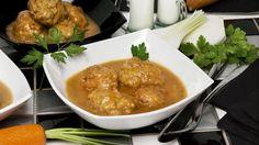 Receta de Albóndigas en salsa de Karlos Arguiñano