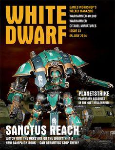 White Dwarf Weekly número 23 de julio