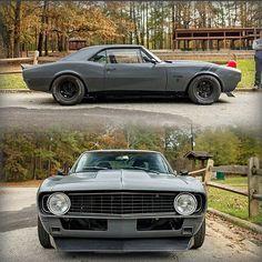 Dope '67 Camaro | Rate 1-100 | @davidnew_ga by musclekingz