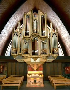 Casavant organ at St. Joseph's Camillus NY.  Built by my friend Tomek Lewtak and his brother.