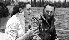 Barbara Walters entrevistó a Fidel Castro en 1977