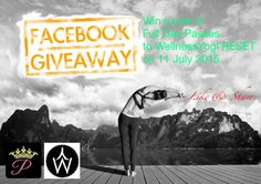Head onto our Facebook page www.facebook.com/Passhen to take part in our weekly giveaway contest!