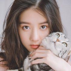 My beloved enchanting fairy, love you Cute Asian Girls, Beautiful Asian Girls, Sweet Girls, Cute Girls, Korean Beauty Girls, Korean Girl Fashion, Asian Beauty, Girl Drawing Pictures, Girl Pictures