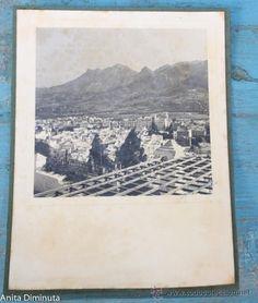 ¿Tetuán? FOTOGRAFIA AÑO 1951 EN MARRUECOS - ZONA PROTECTORADO ESPAÑOL - VISTA PARCIAL - FIRMADA POR - Foto 1