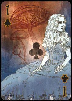 Ace, Alice in Wonderland, Spain
