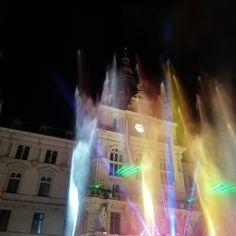 """Gefällt 31 Mal, 0 Kommentare - Marlies Schneider (@naturzumwohlfuehlen) auf Instagram: """"Einen guten Rutsch ins neue Jahr mit einer Wasser-Lichtshow statt Knaller.  #Wasser-Lichtshow #Graz…"""""""