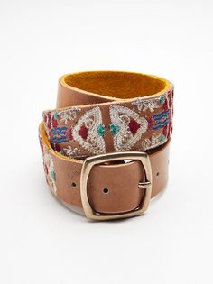 Embroidered Icon Belt from Free People!