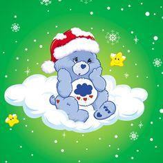 Christmas Care Bear