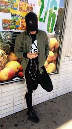 Daily Street Outfit!! Men's Fashion #Adidas http://instagram.com/manuelant001