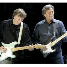 Reunion of STEVE WINWOOD and ERIC CLAPTON playing the old Blindfaith classic 'Can't Find My Way Home'. Excellent. Click here to view: http://www.youtube.com/watch?feature=player_embedded&v=VT-SFgkVlno