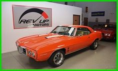 awesome 1969 Pontiac Firebird - For Sale