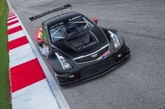 Cadillac ATS-V Coupe Racecar Picture #5, 2014