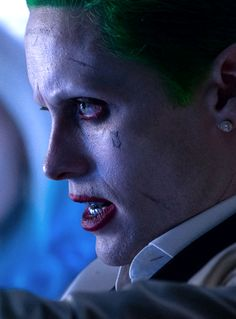 harleenfrancesqvinzel:   Jared Leto as the Joker... - elaslive