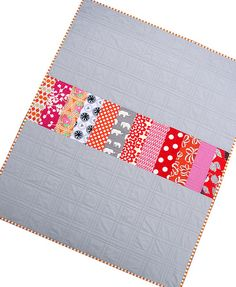 Red Pepper Quilts-- beautiful backing.