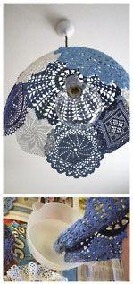 Craft :  Ten Lampshades to Make at Home