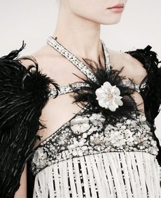 Rose-Style, notordinaryfashion: Chanel Haute Couture