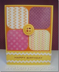 birthday card  Now THIS is what I call a birthday card! Going to have to try this for an upcoming BFF's bday. Hmm... ;)