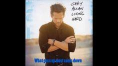 Hungover Heart Lyrics Video - Gary Allan