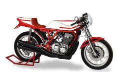 Bimota 750 cm3 HB1 Type 1974 Frame no. 003