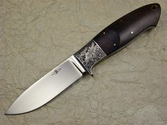 custom knives | Knife Treasures - Custom Knives by Michael Jankowsky