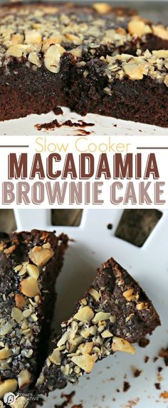Slow Cooker Macadami