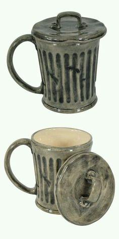 . Cute Cups, My Coffee, Coffee Cups, Tea Mugs, Pottery Mugs, Ceramic Cups, Cool Mugs, My Cup Of Tea, Funny Mugs