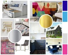 Mood Board for our house!