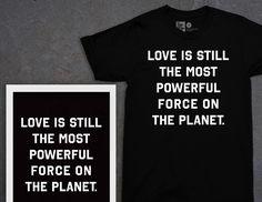 """Still"" Shirt and Print"
