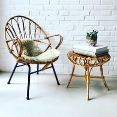 Cane Furniture, Rattan Furniture, Vintage Furniture, Barbie Dream House, Cosy, Wicker, Accent Chairs, Lounge, Instagram Posts