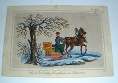 A Berlin WoolWork Pattern Produced By HF Müller In Berlin ~ eBay.at