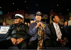 Fats Domino, Dave Bartholomew and Dr. John attend New Orleans Film Festival screening of 'The Big Beat' doc | NOLA.com