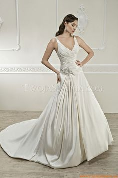 Vestido de novia Cosmobella 7607 2013