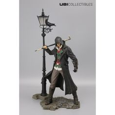 Jacob Fyre The Impetuous Brother (Assassin's Creed Syndicate) Figurine